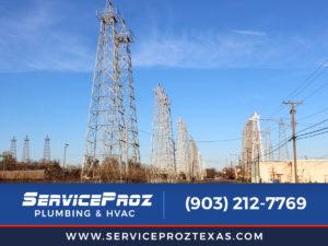 Best Plumbers in Kilgore TX - ServiceProz Plumbing & HVAC in Longview TX - 903-212-7769